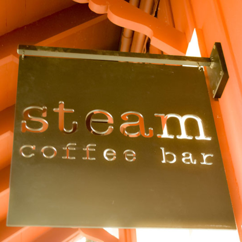 Steam Coffee Bar